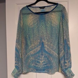 Dorothy Perkins Peasant Style Blouse